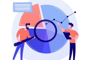 statistical-analysis-man-cartoon-character-with-magnifying-glass-analyzing-data-circular-diagram-with-colorful-segments-statistics-audit-research-concept-illustration_335657-2063